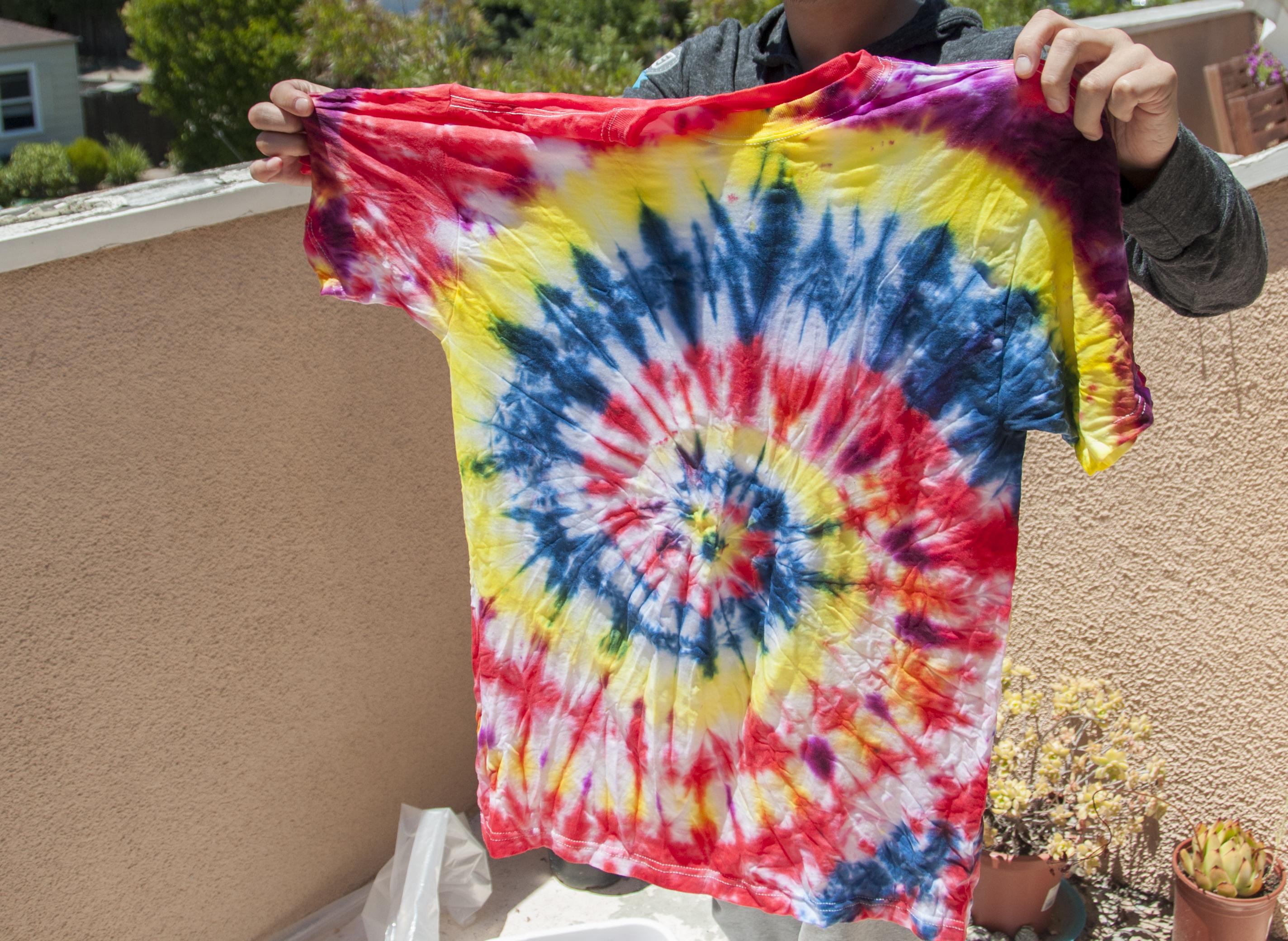 Tie Dye Kit Loving Earth